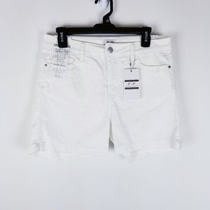 H + H by Harmony and Havoc nwt white shorts 10
